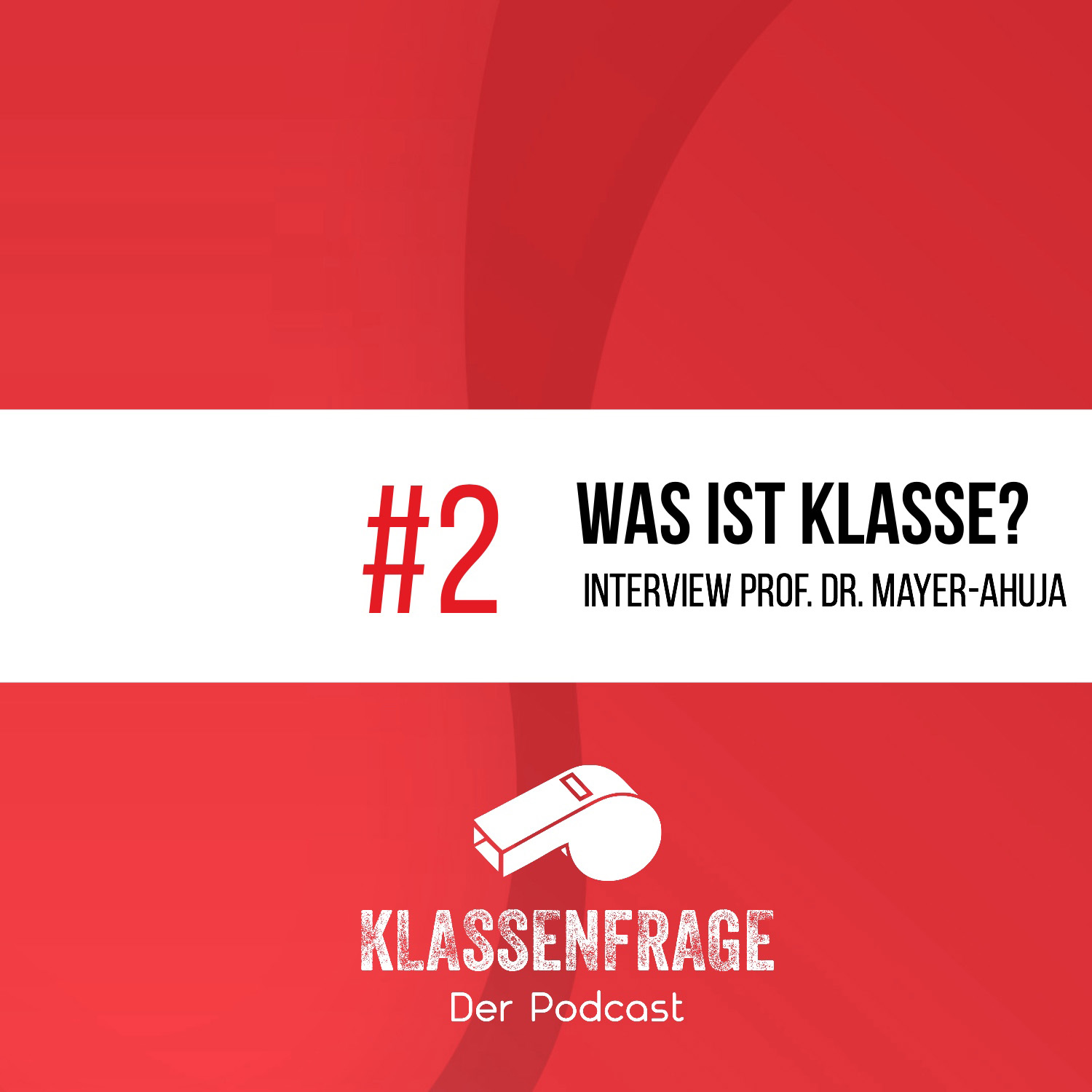 #2 Was ist Klasse? Interview mit Prof. Dr. Mayer- Ahuja