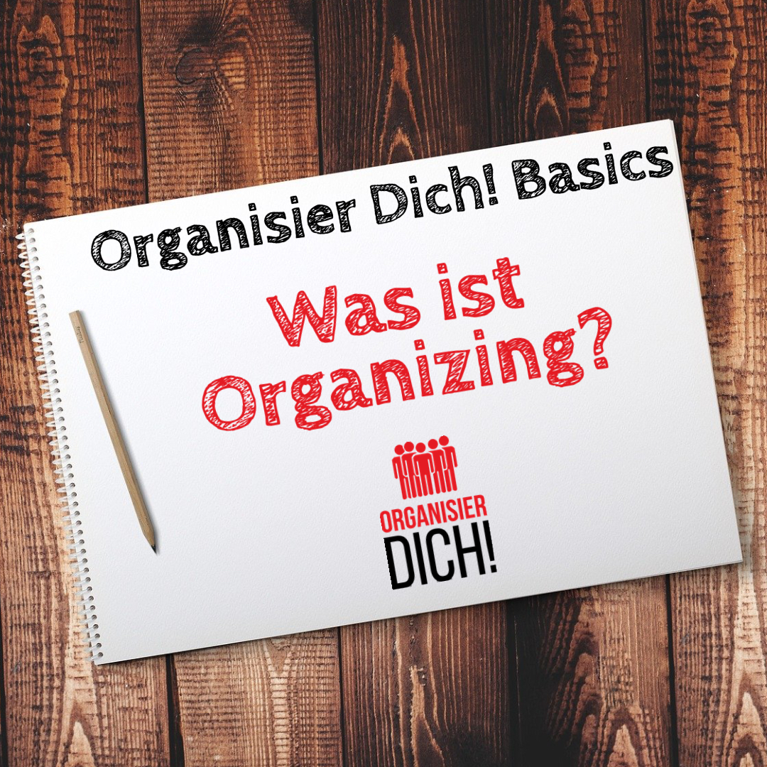 Folge 0: Organisier Dich! Basics/ Was ist Organizing?